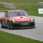 #30 Sean Edwards during the Orion Energy Systems 245 - ALMS held at Road America,  Elkhart Lake, WI. on August 11, 2013.