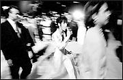 Prince arriving  at Steve Tisch &  Vanity Fair's Oscar Night Party, 1994.