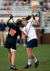 20070324 - #7 Virginia v Princeton (NCAA Women's Lacrosse)