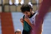 Davide Pascolo<br /> Raduno Nazionale Maschile Senior<br /> Allenamento pomeriggio<br /> Cagliari, 08/08/2017<br /> Foto Ciamillo-Castoria/ M. Brondi