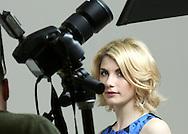 DAY TWO OF THE BAFTA TV NOMINEES SHOOT AT HOLBORN STUDIOS LONDON.PIX STEVE BUTLER 07970 430606