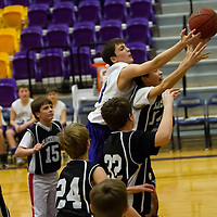 2-5-15 Berryville Jr High Boys vs Pea Ridge