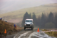 Land Rover Challenge.<br /> <br /> Round 1, Mid Wales Stages, Wales. <br /> <br /> 2/3/2014<br /> <br /> Photo: Drew Gibson
