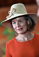 Ascot Queen attends QIPCO British Champions Day - 15 Oct 2016