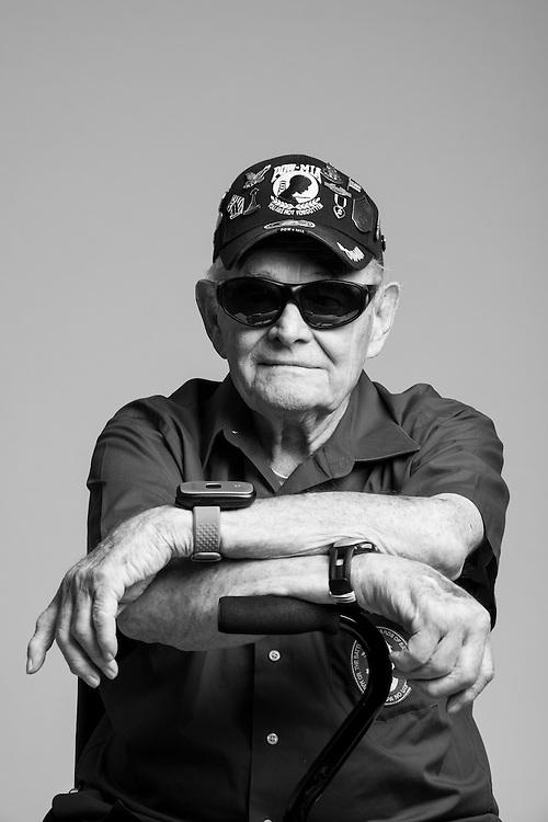 Tillman J. Rutledge<br /> Air Force, Army<br /> E-9<br /> Infantry (Army)<br /> March 14, 1941 - Feb. 6, 1968<br /> WWII, Korea, Vietnam<br /> Bataan Death March Survivor<br /> <br /> Veterans Portrait Project<br /> Colorado Springs, CO San Antonio, Texas