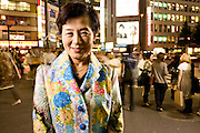 Yoshiko Shinohara, President of Temp Holdings and Tempstaff.  Photographed by Brian Smale in Tokyo Japan for Fortune Magazine's list of the world's most powerful women.