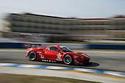 March 17-19, 2016: Mobile 1 12 hours of Sebring 2016. #62 Giancarlo Fisichella, Toni Vilander Davide Rigon,Risi Competizione, Ferrari 488 GTE GTLM