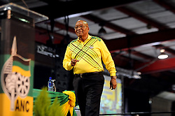 Johannesburg. ANC 54th National Conference (ANC Elective conference), Johannesburg Expo Centre, NASREC and date 2017/12/ 16  Jacob Zuma  picture Ayanda Ndamane/African New agency/ANA