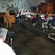 Muziekwedstrijd Zenderkerk Huizen, videoopname ouder