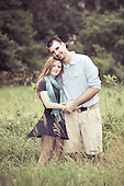 Lindsay & Nick, e-session at Bechtel Park
