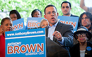 Anthony Brown runs for Governor