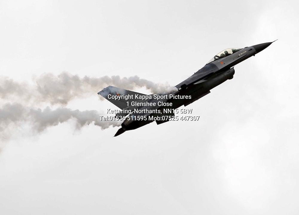 Lockheed Martin F-16C Fighting Falcon, 31 Squadroom Belgian,  Royal International Air Tattoo, RAF Fairford Gloustershire, Friday 17th July 2015Royal International Air Tattoo, RAF Fairford, Gloustershire, 16th July 2015 Royal International Air Tattoo, RAF Fairford, Gloustershire, 16th July 2015