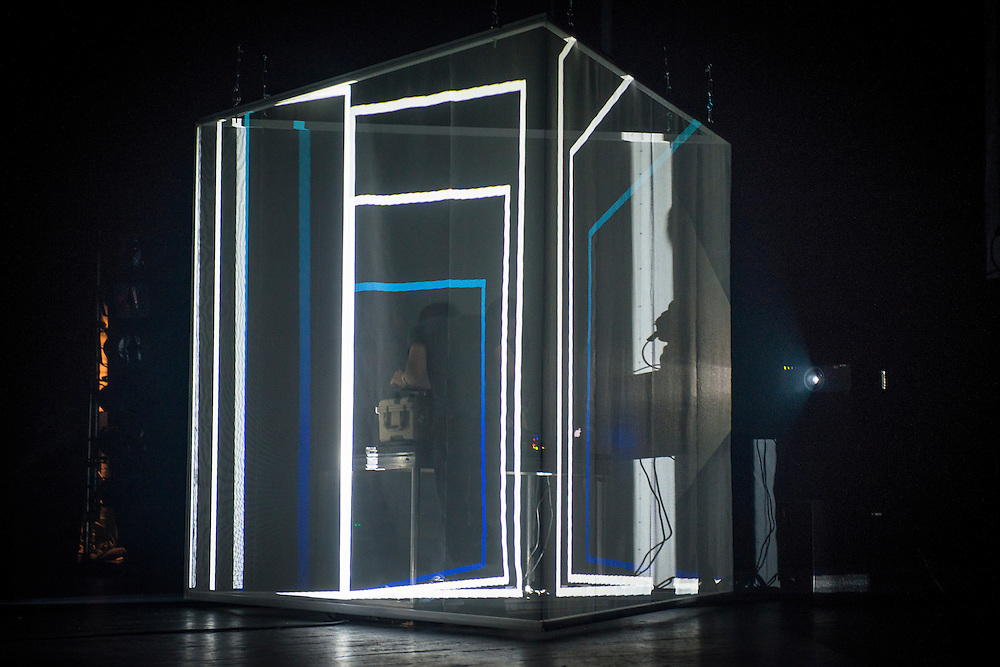 NONOTAK (FR) <br /> LATE SPECULATION/ A/VISIONS 1: ARTY APPARATUS / IMP&Eacute;RIAL / MUTEK 2014