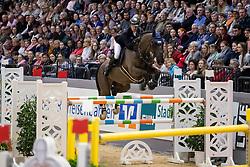 WULSCHNER Holger (GER), BSC Skipper<br /> Neumünster - VR Classics 2019<br /> Int. Weltranglistenspringen mit Siegerrunde CSI3*<br /> Championat von Neumünster<br /> Preis der BEMER Int. AG<br /> 16. Februar 2019<br /> © www.sportfotos-lafrentz.de/Stefan Lafrentz