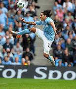 Carlos Tevez.Manchester City 2010/11.Manchester City V Blackburn Rovers (1-1) 11/09/10.The Premier League.