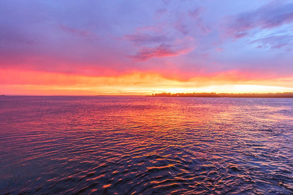 Sunset, Shelter Island, NY