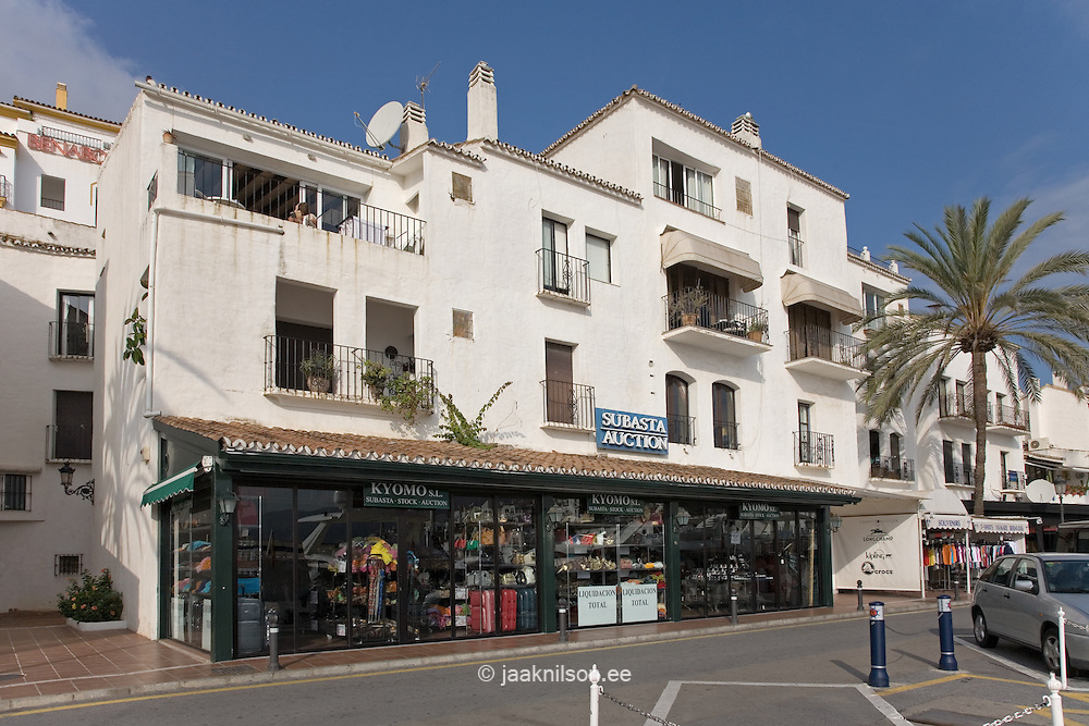 Puerto Banus, Costa Del Sol, Spain
