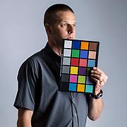 Photographer Jay Watson. self portrait