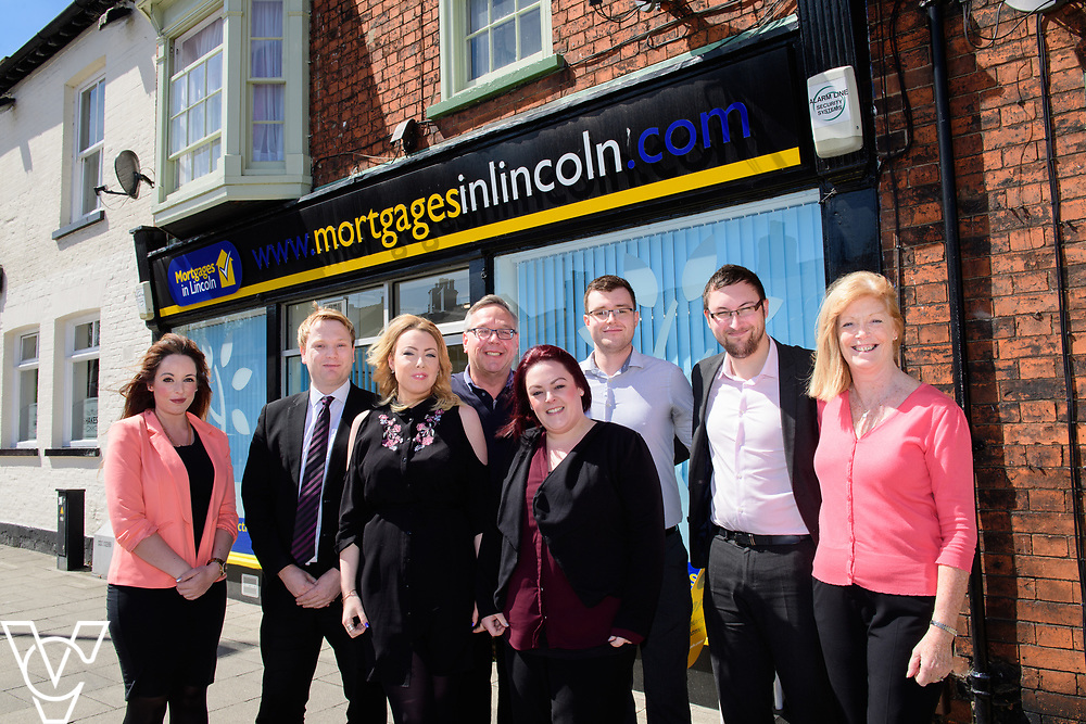 Mortgages in Lincoln staff photographs.<br /> <br /> Picture: Chris Vaughan Photography<br /> Date: May 4, 2017