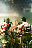 2001 0121 London Irish v Piacenza. Reading