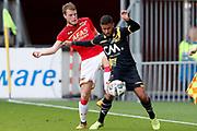 Thomas Ouwejan of AZ Alkmaar, Angelino of NAC Breda