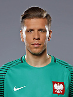Uefa - World Cup Fifa Russia 2018 Qualifier / <br /> Poland National Team - Preview Set - <br /> Wojciech Szczesny