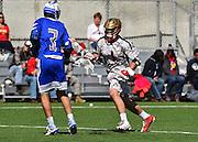 NCAA Men's Lacrosse: VMI overpowers Hampton, 25-4