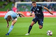 2018 A-League Melbourne City FC v Sydney FC - R3