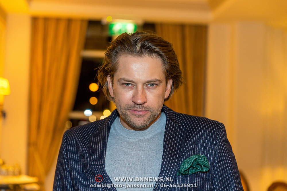 NLD/Amsterdam/20191125 - Boekpresentatie Victor Mids, Ferri Somogyi