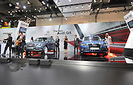 Audi Launch.Media Preview .Melbourne International Motorshow.Melbourne Exhibition Centre.Clarendon St, Southbank, Melbourne .Friday 27th of February 2009.(C) Joel Strickland Photographics.