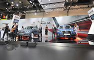 Audi Launch.Media Preview .Melbourne International Motorshow.Melbourne Exhibition Centre.Clarendon St, Southbank, Melbourne .Friday 27th of February 2009.(C) Joel Strickland Photographics.