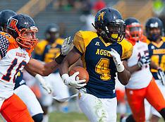 2014 A&T Football vs Morgan State (Senior Day)