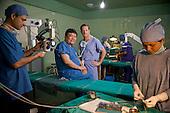 Dr Sanduk Ruit and Geoff Tabin