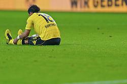30.09.2010, Signal Iduna Park, Dortmund, GER, UEFA EL, Borussia Dortmund vs Sevilla FC, im Bild  Lucas Barrios ( Dortmund #18 )  EXPA Pictures © 2010, PhotoCredit: EXPA/ nph/  Kokenge+++++ ATTENTION - OUT OF GER +++++