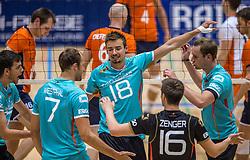 04-06-2016 NED: Nederland - Duitsland, Doetinchem<br /> Nederland speelt de tweede oefenwedstrijd in Doetinchem en verslaat Duitsland opnieuw met 3-1 / Georg Klein #18