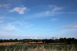 UK ENGLAND SOMERSET HINCKLEY POINT 1SEP16 - General view of Hinckley Point nuclear power station, Somerset, England.<br /> <br /> jre/Photo by Jiri Rezac<br /> <br /> &copy; Jiri Rezac 2016