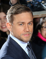 Charlie Hunnam, The Lost City of Z - UK film premiere, The British Museum, London UK, 16 February 2017, Photo by Richard Goldschmidt