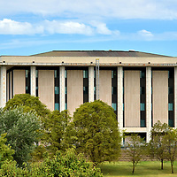 National Library of Australia in Canberra, Australia<br />