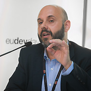 04 June 2015 - Belgium - Brussels - European Development Days - EDD - Urban - Urban future leading the development agenda - Octavi de la Varga , Head of Office for European and International Strategy , Directorate for International Relations , Barcelona Provincial Council © European Union