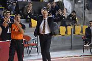 DESCRIZIONE : Campionato 2013/14 Acea Virtus Roma - Umana Reyer Venezia<br /> GIOCATORE : Zare Markovski<br /> CATEGORIA : Allenatore Coach Mani<br /> SQUADRA : Umana Reyer Venezia<br /> EVENTO : LegaBasket Serie A Beko 2013/2014<br /> GARA : Acea Virtus Roma - Umana Reyer Venezia<br /> DATA : 05/01/2014<br /> SPORT : Pallacanestro <br /> AUTORE : Agenzia Ciamillo-Castoria / GiulioCiamillo<br /> Galleria : LegaBasket Serie A Beko 2013/2014<br /> Fotonotizia : Campionato 2013/14 Acea Virtus Roma - Umana Reyer Venezia<br /> Predefinita :