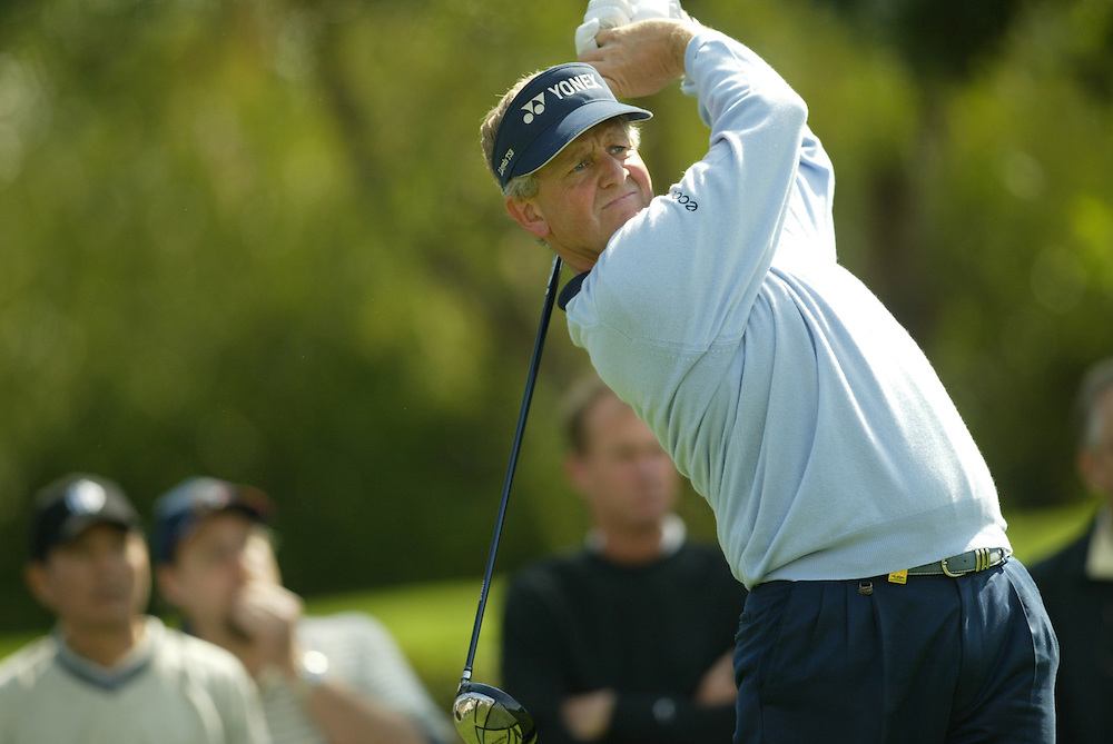 Colin Montgomerie..2004 WGC Accenture World Match Play Championship.First Round.La Costa Resort & Spa.Carlsbad, CA.Wednesday, February 25, 2004..Photograph by Darren Carroll