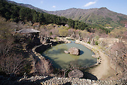 Jirisan National Park. Cheonghakdong traditional Confucian village, no incorporating an open-air museum accesible by tourists.