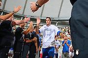 DESCRIZIONE : Cagliari Torneo Internazionale Sardegna a canestro Italia Estonia <br /> GIOCATORE : Luigi Datome <br /> SQUADRA : Nazionale Italia Uomini Italy <br /> EVENTO : Raduno Collegiale Nazionale Maschile <br /> GARA : Italia Estonia Italy Estonia <br /> DATA : 13/08/2008 <br /> CATEGORIA : Ritratto <br /> SPORT : Pallacanestro <br /> AUTORE : Agenzia Ciamillo-Castoria/S.Silvestri <br /> Galleria : Fip Nazionali 2008 <br /> Fotonotizia : Cagliari Torneo Internazionale Sardegna a canestro Italia Estonia <br /> Predefinita :