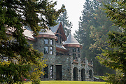 Residence of Marion Pentelute at 205 Bachelor Grade, Kalispell, Montana.