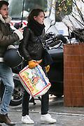 KRISTEN STEWART ON FILMING ' PERSONAL SHOPPER ' A STATION NORTH<br /> ©Exclusivepix Media
