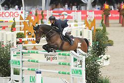 Rivetti, Cassio, Forlap DC<br /> Hagen - Horses and Dreams 2015<br /> Qualifikation DKB-Riders Tour<br /> © www.sportfots-lafrentz.de/Stefan Lafrentz