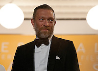 Vincent Cassel at the gala screening for the film It's Only the End of the World (Juste La Fin Du Monde) at the 69th Cannes Film Festival, Thursday 19th  May 2016, Cannes, France. Photography: Doreen Kennedy