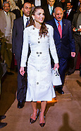 Queen Rania Looking Thin Attends Teachers Awards