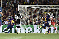 Barcellona 12/09/2017 Stadio Camp Nou Football Uefa Champions League 2017/2018 Barcellona-Juventus Foto Image Sport/Insidefoto gol Lionel Messi goal
