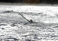 Wellington-Big sea swells batter Wellington's south coast